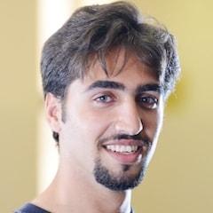 Meet Ahmad in Chennai, India